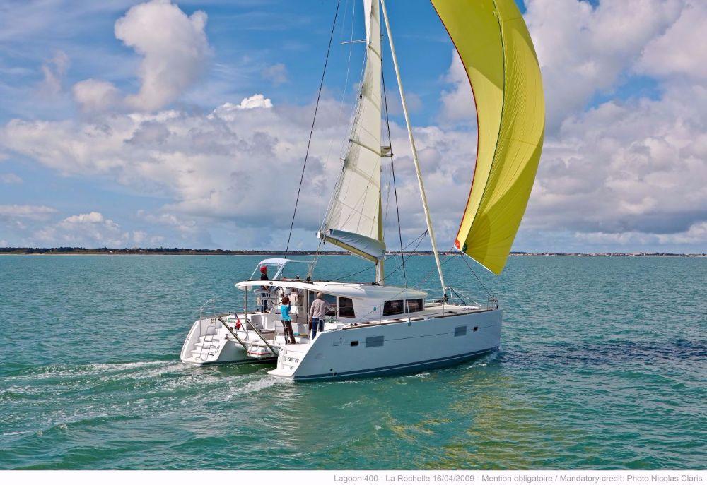 Lagoon 400 - 4 + 2 cab. - Caribbean