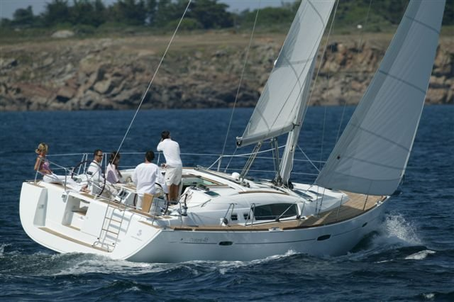 Oceanis 46 - 4 cab. (2010) - Lavrion - Olympic Marine