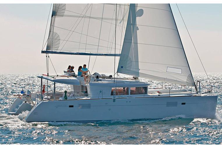 Lagoon 450 - 4 + 2 cab. Oceanus too