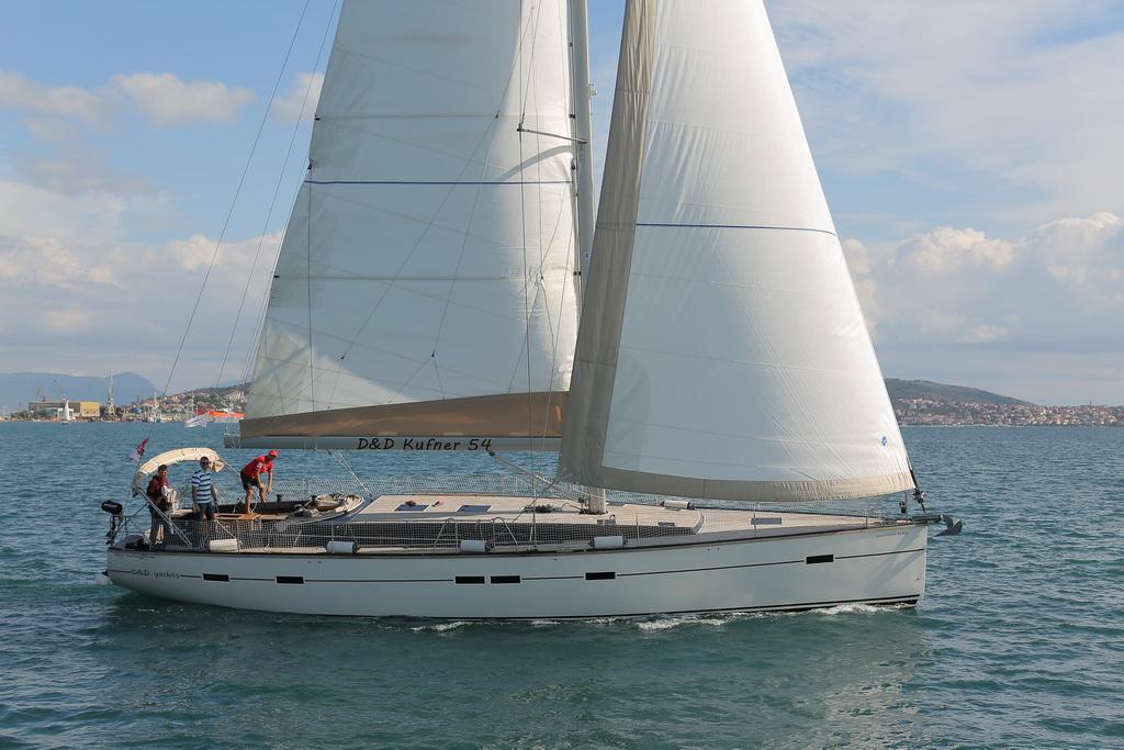 D&D Kufner 54 - Split, Croatia