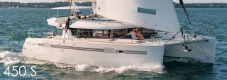 Yacht - Lagoon 450 S - 4 + 2 cab.