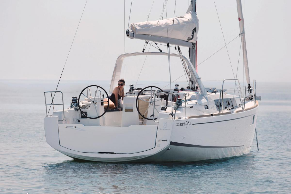 Oceanis 35.1 - New 35.1