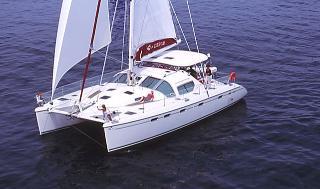 Yacht - Privilege 495 - 3 cab.