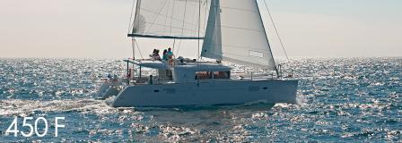 Lagoon 450 F - 3 + 2 cab. - Multihull Yachting