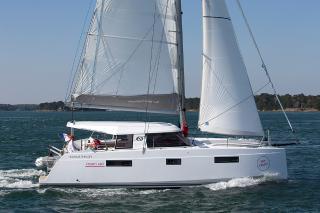 Yacht - Nautitech 40 Open - 4 cab.