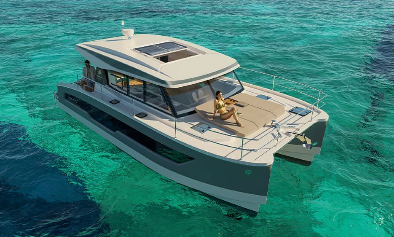 Motor Yacht 4.S