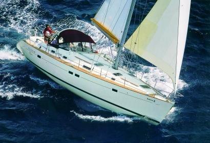 Oceanis Clipper 411 - 4 cab. - Burda