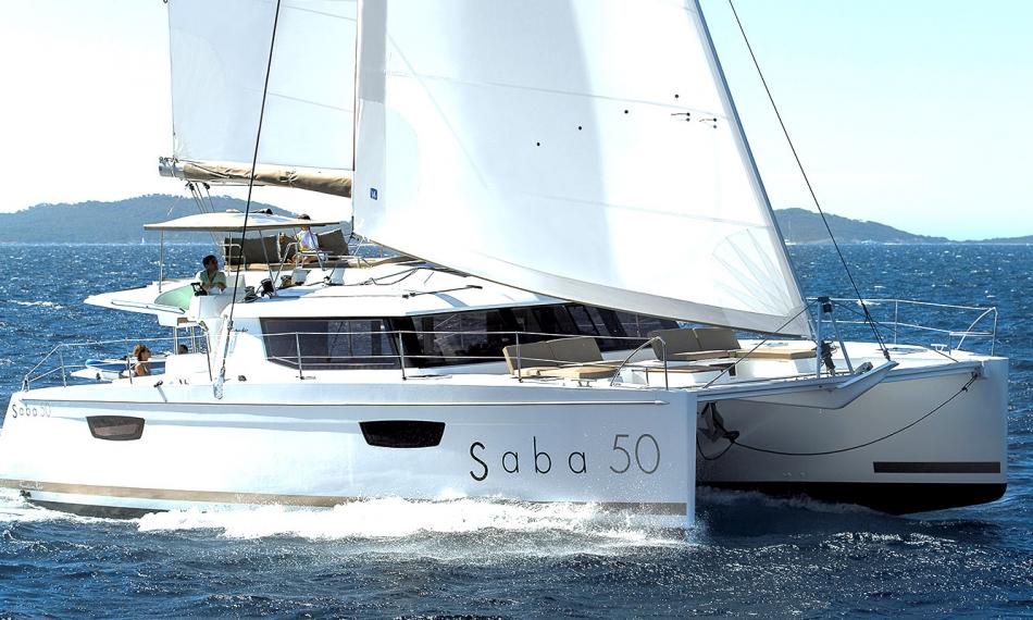 Fountaine Pajot Saba 50 - 6 + 2 cab. - Lingaro