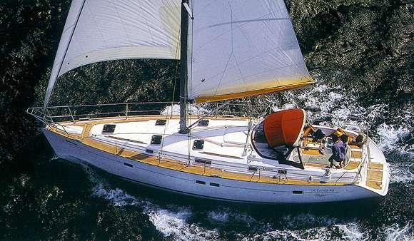 Oceanis Clipper 411 - 3 cab. - Dora