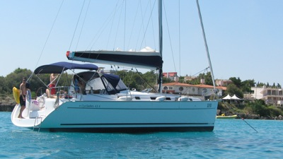 Cyclades 43.4 BARBERA