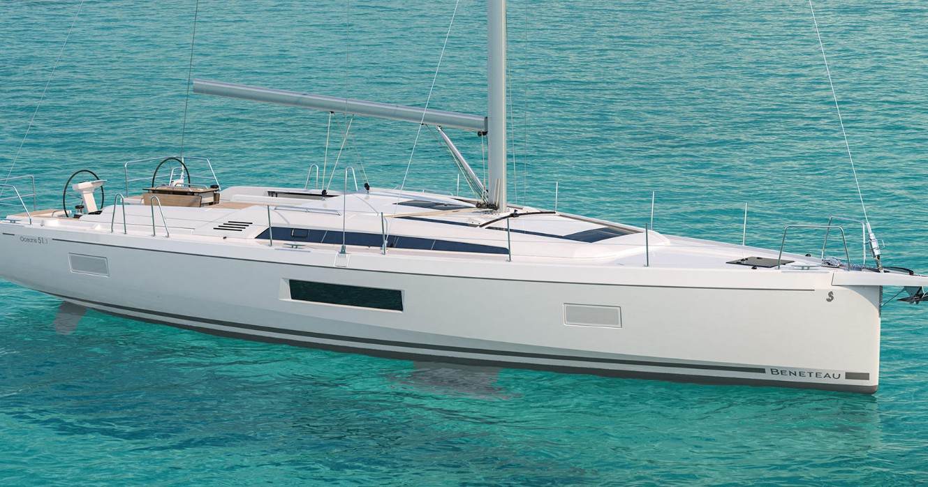Oceanis 51.1 - Alviana with AC and generator