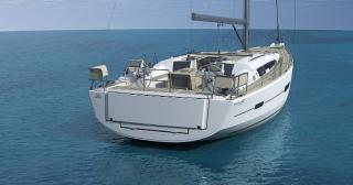 Dufour 520 GL silence three