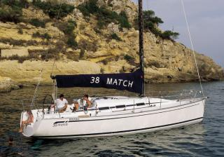 Bavaria 38 Match - 2 cab. Gipsy