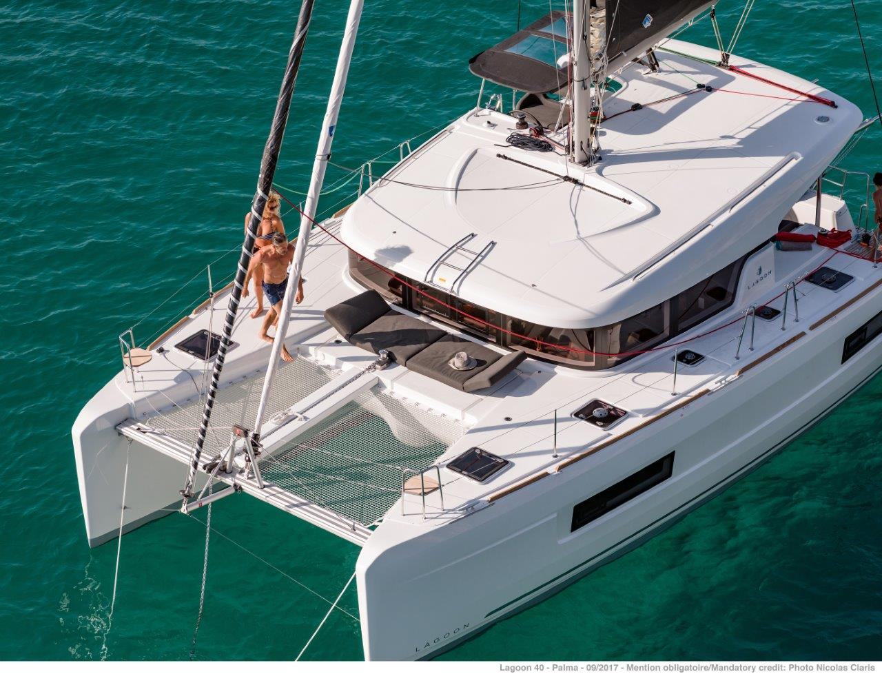 Lagoon 40 - 4 + 2 cab  (2019) - Yachtclub Seget (Marina Baotić), Seget Donji