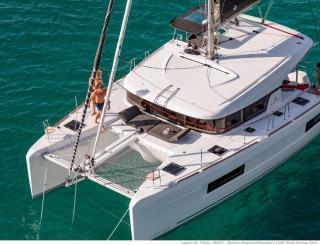 Yacht - Lagoon 40 - 4 + 2 cab