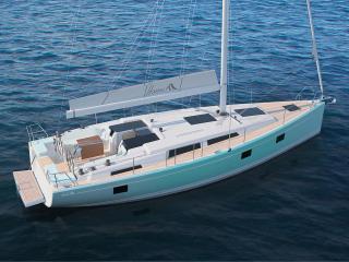 Yacht - Hanse 418 - 3 cab.