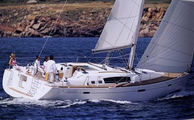 Oceanis Clipper 461 (2000) - Marina Dalmacija, Sukosan