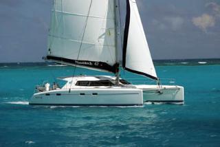 Yacht - Nautitech 47