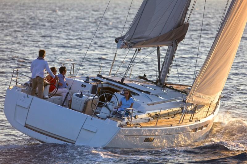 Sun Odyssey 519 - 4 + 1 cab. - Montecarlo