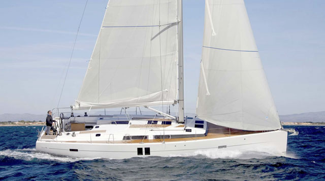 Hanse 415, Kingdom Of Heaven