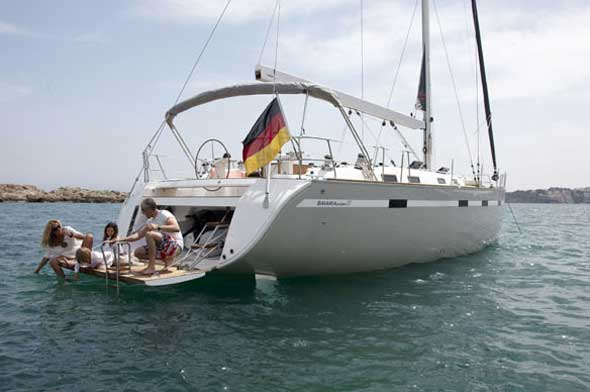 Bavaria 55 Cruiser - Little Secret