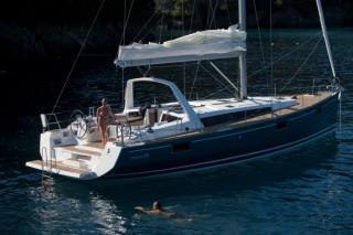 Yacht - Oceanis 48 - 5 cab.