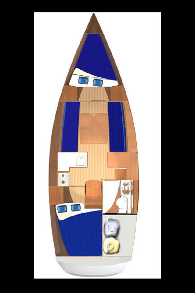 Waypoint Int Marine Media Yachtcharter Dufour 325 Gl