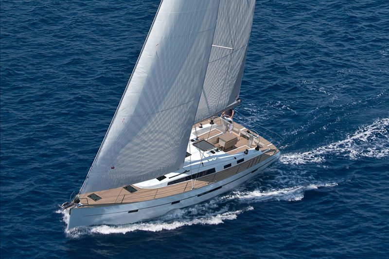 Bavaria Cruiser 56, Star Romeo