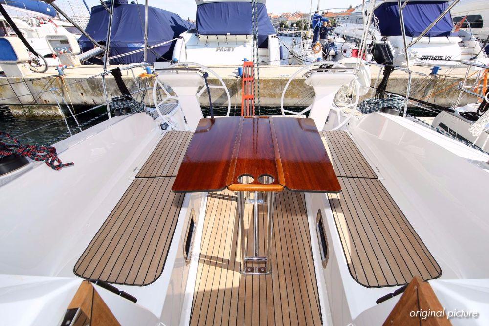 Bavaria Cruiser 41S - Biograd na Moru, Croatia