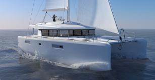 Lagoon 52 - 5 cab. - Multihull Yachting
