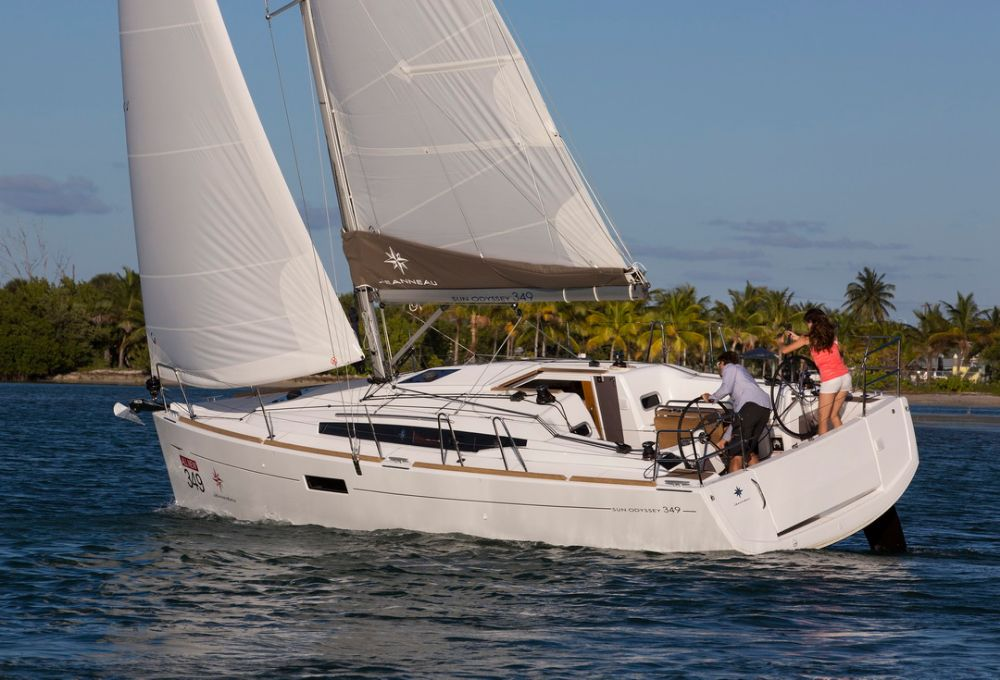 Sun Odyssey 349 - Yes Please