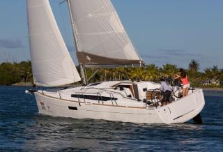 Yacht - Sun Odyssey 349