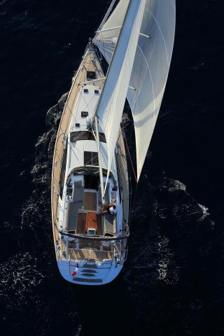 Jeanneau 58 - Olympic Yachting