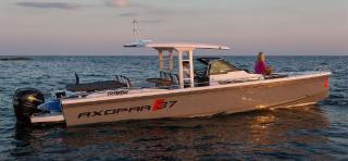 Yacht - Axopar 37 T-Top