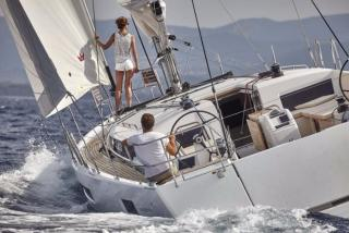 Sun Odyssey 490 - 5 cab. - Olympic Yachting