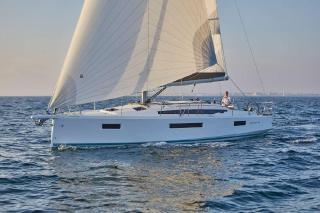 Yacht - Sun Odyssey 410 - 3 cab.