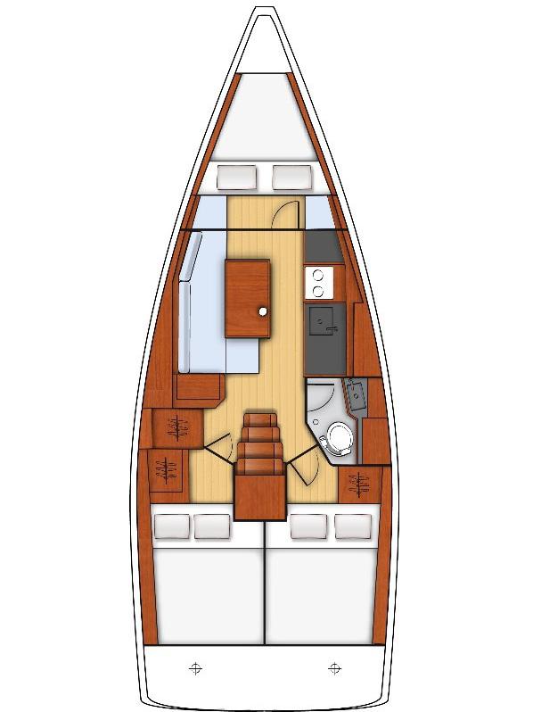 DalMar charter yacht croatia