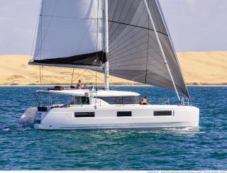 Yacht - Lagoon 46 - 4 + 2 cab.