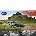 BAILEY UNICORN VALENCIA 2013 Caravan for Sale Specifications
