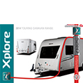 ELDDIS XPLORE 504 2014 Caravan for Sale Specifications