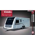 ELDDIS AFFINITY 554 2015 Caravan for Sale Specifications