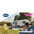 BAILEY PHOENIX 440 2019 Caravan for Sale Specifications
