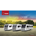 ELDDIS AFFINITY 574 2019 Caravan for Sale Specifications