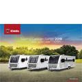 ELDDIS AFFINITY 574 2019 Caravan for Sale Specifications