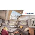 ADRIA ADORA ISONZO 2020 Caravan for Sale Specifications