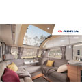 ADRIA ALTEA AIRE 2020 Caravan for Sale Specifications
