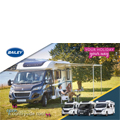 BAILEY ALLIANCE SILVER EDITION 76-2 T 2020 Caravan for Sale Specifications