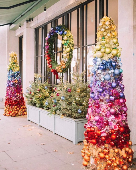 Top Garden Trends For 2017: Floral Christmas Trends 2017