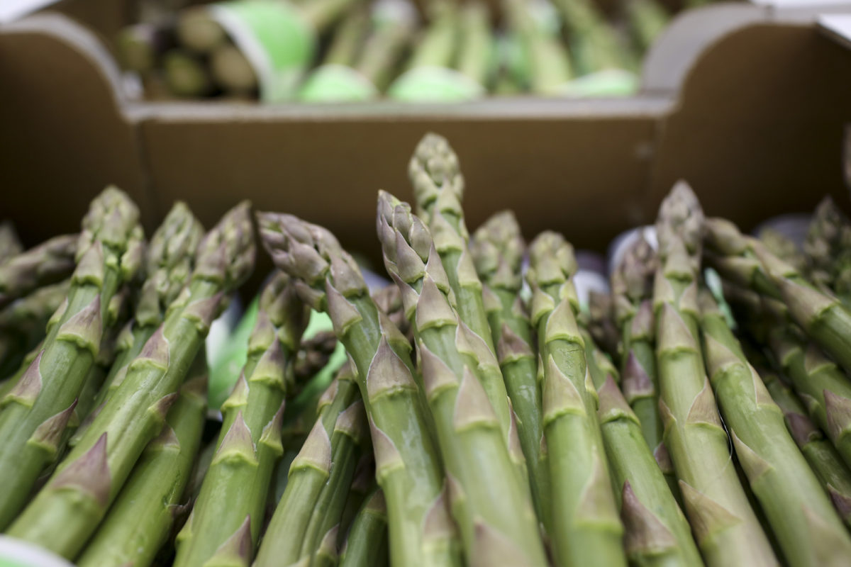 Fruit And Veg Market Report April 2017 Asparagus