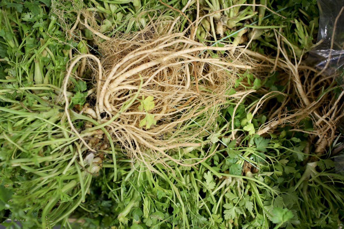 Fruit And Veg Market Report April 2017 Parsley Root
